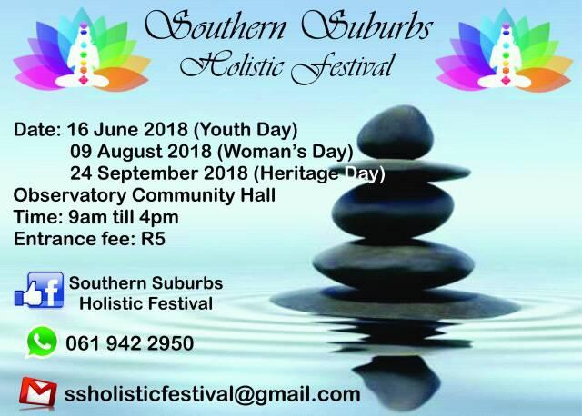Southern Suburbs Holistic Festival